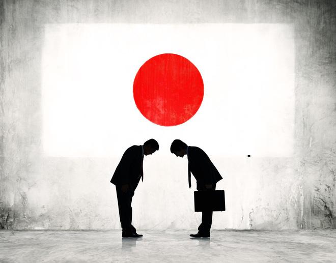Nghệ thuật cúi chào của người Nhật Bản