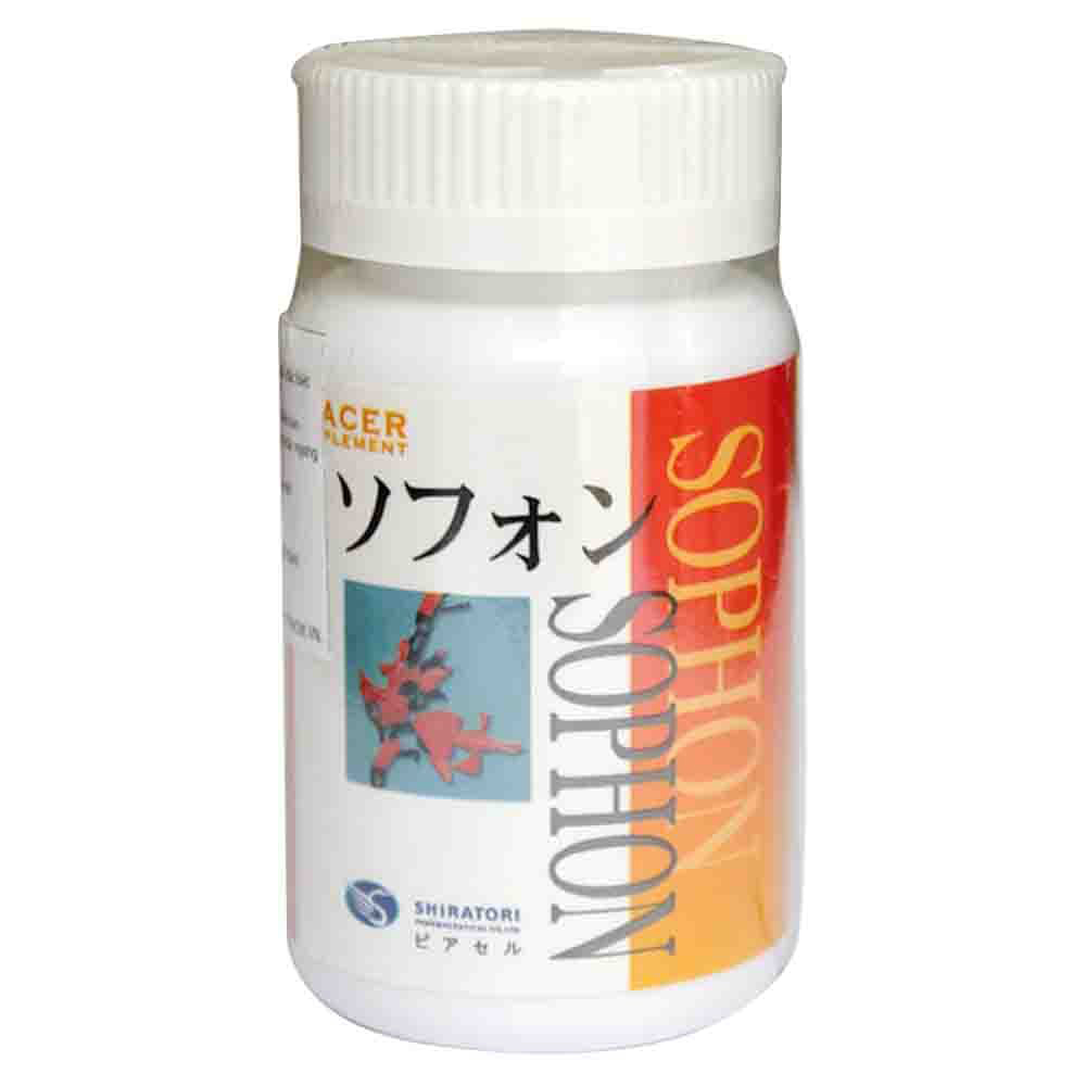 Viên Uống Tăng Sinh Lý Nam Nữ - Sophon Pill