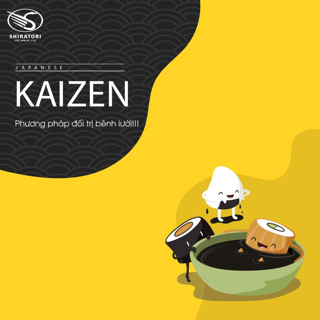 Phương pháp Kaizen: Dùng 60 giây đối trị bệnh lười