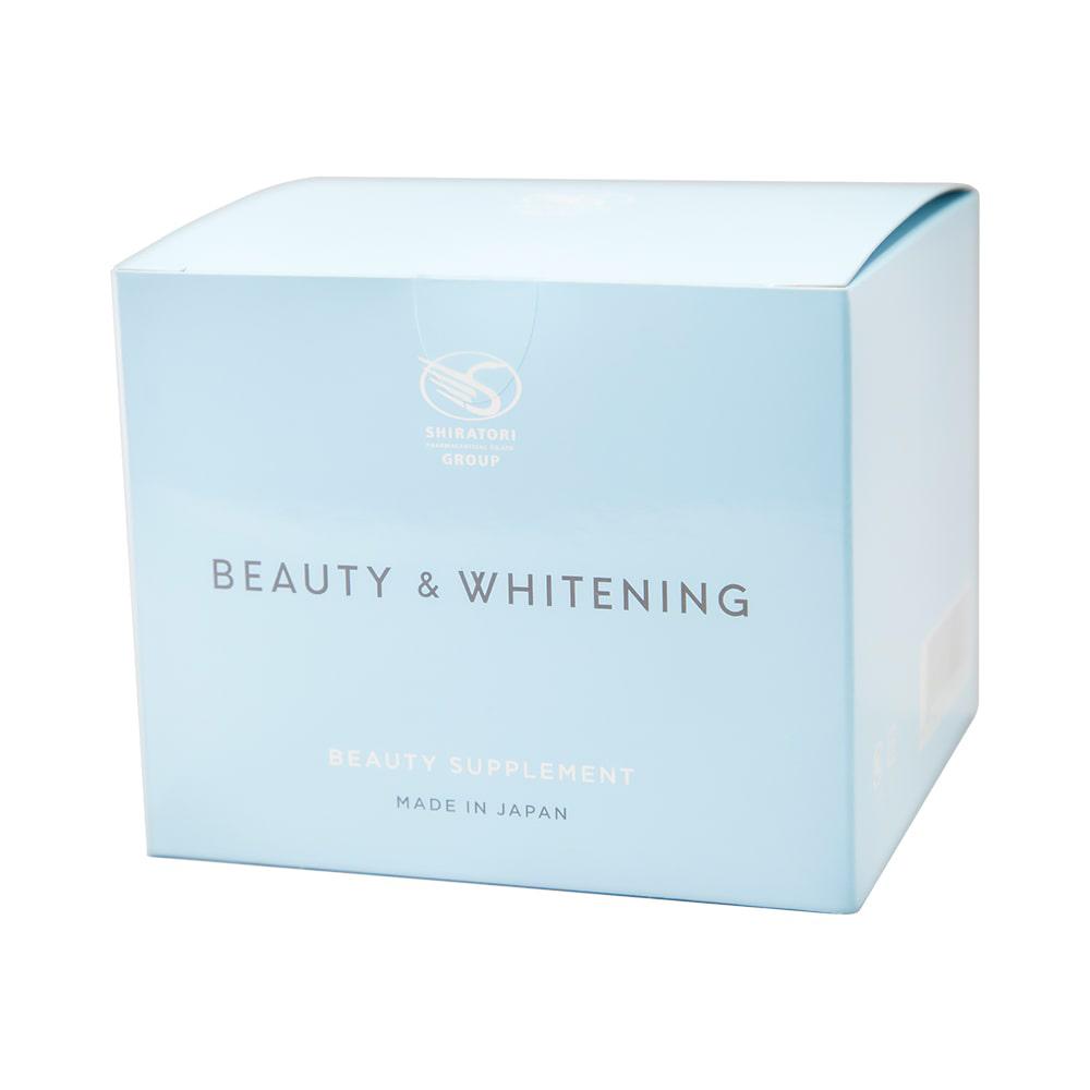 Viên Uống Trắng Da Chống Nắng Beauty & Whitening
