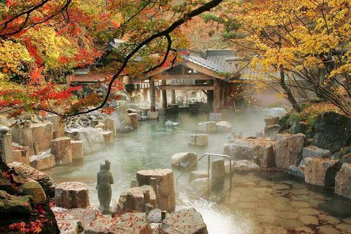Onsen – một phần văn hóa, lịch sử và địa lý xứ Phù Tang