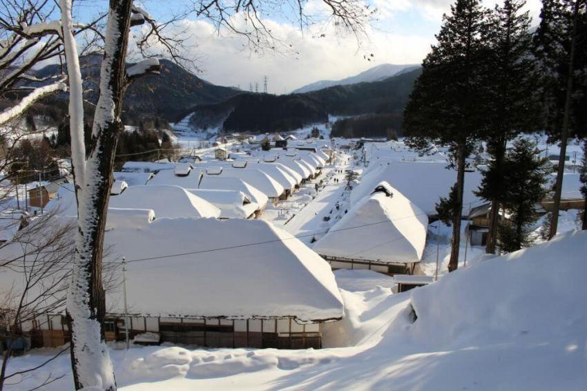 """Những lễ hội mùa đông """"dị"""" nhất Nhật Bản"""