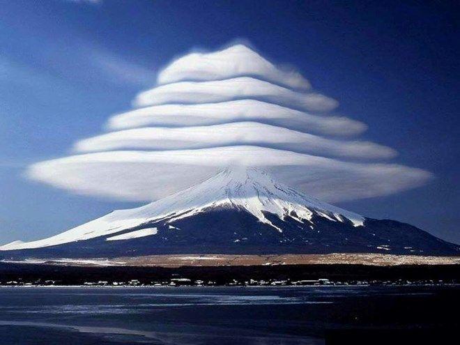 Núi Phú Sĩ: Biểu tượng thiêng liêng của xử phù tang